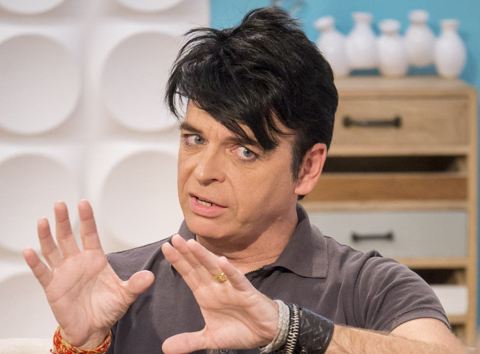 Gary Numan, who is only now receiving the acknowledgement granted his post-punk contemporaries