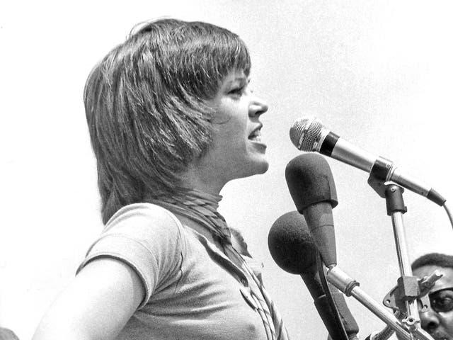 Jane Fonda: 'It's my life I'm fighting for'