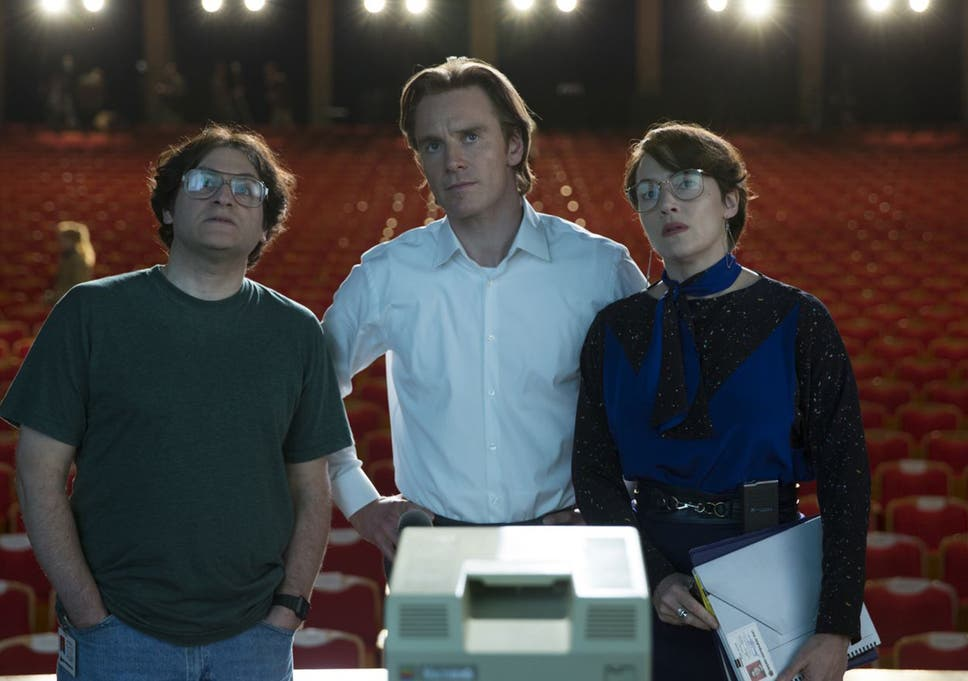 Steve Jobs Film Review Danny Boyle Captures The Apple Gurus