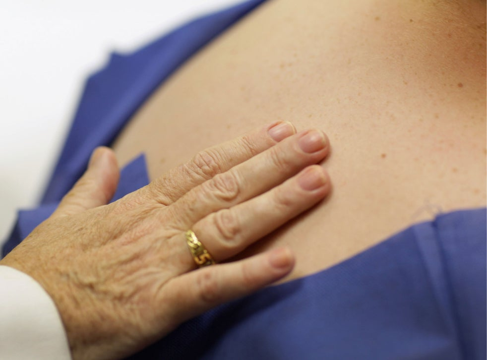 Wearable Patch May Provide New Treatment Option For Skin Cancer The Independent The Independent