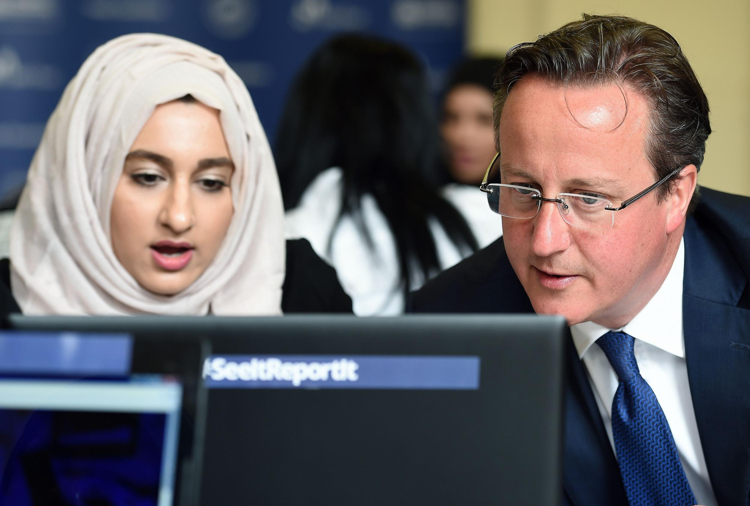 fc98ebb3fe1  Do such mosques exist   David Cameron accused of McCarthyism over  extremism plans by UK s biggest Muslim group