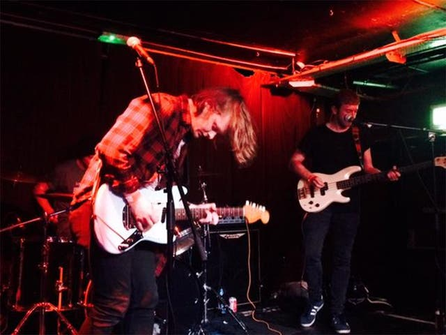 Blooms rocking out at A Carefully Planned Festival