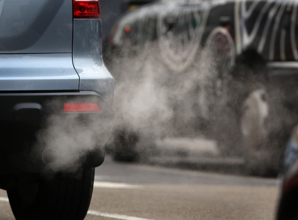 Cars are responsible for around 12% of emissions across the EU