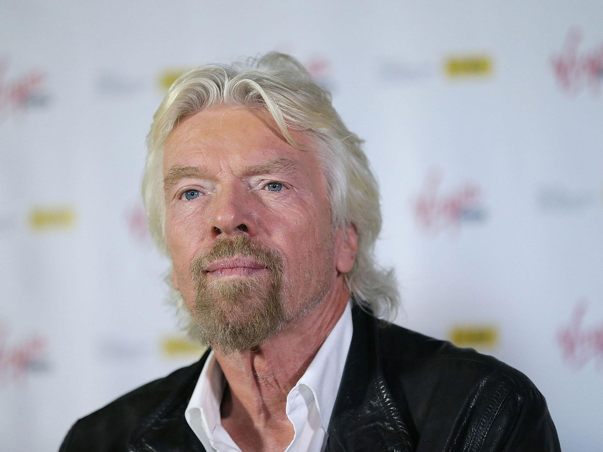 Richard Branson just overturned Virgin Trains' Daily Mail ban