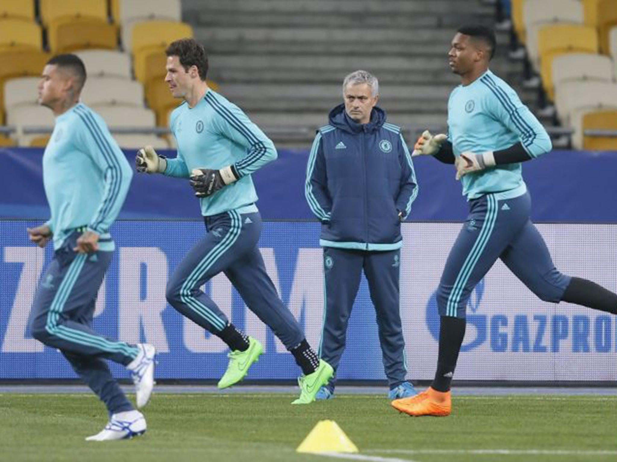 Dynamo Kyjev – Chelsea Facebook: Dynamo Kiev Vs Chelsea: Jose Mourinho Aims To Raise