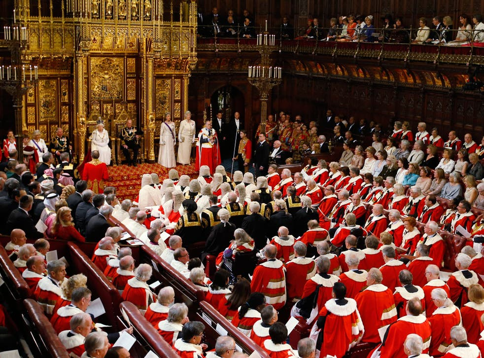 The House of Lords is in many ways an anachronism