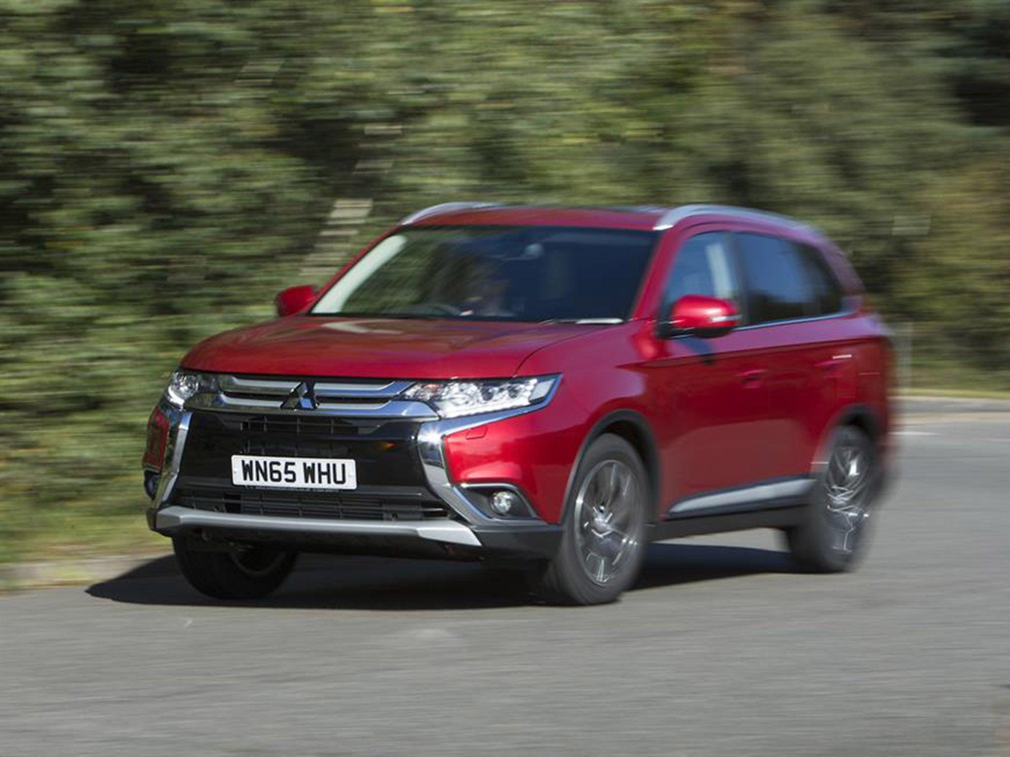 Mitsubishi Outlander 2 2 DI-D, car review: Significant updates add