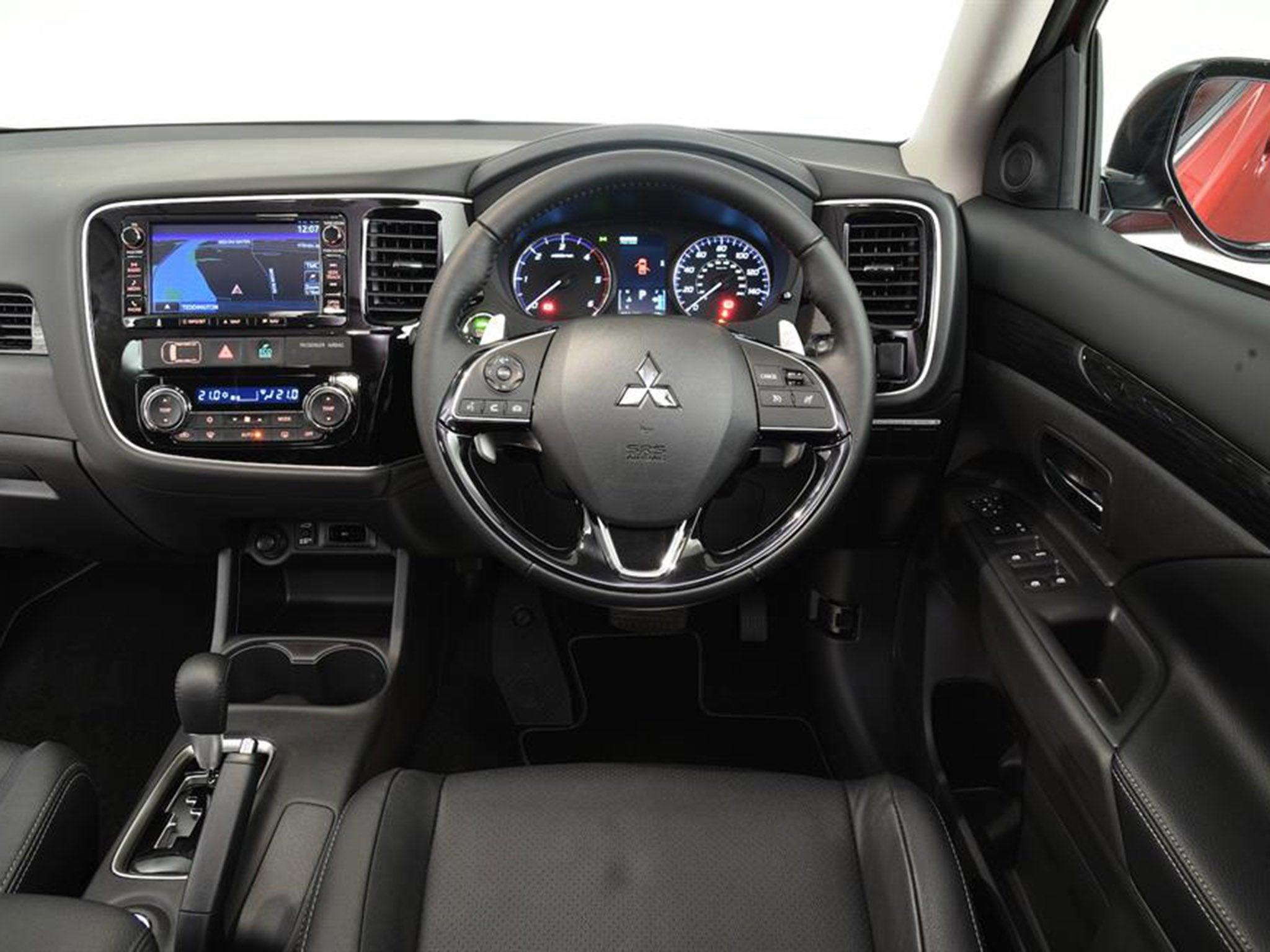 Mitsubishi Outlander 2 2 DI-D, car review: Significant