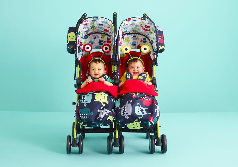 If You Have Two Little Ones To Transport A Specialised Pushchair Can Help