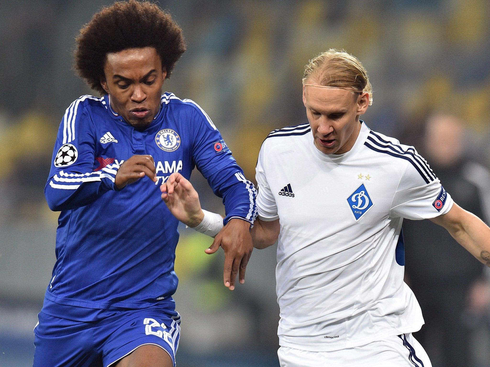 Dynamo Kyjev – Chelsea Facebook: Dynamo Kiev Vs Chelsea LIVE: Blues Deadlocked As They Look
