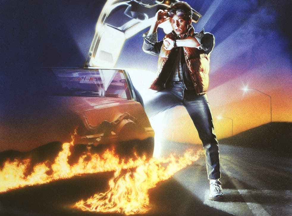 'Back to the Future' film - 1985