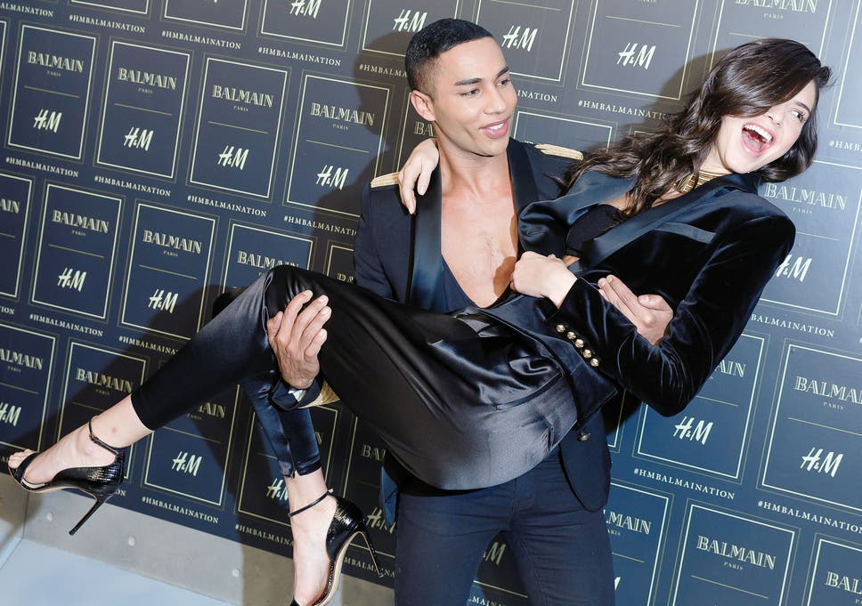 aa540a4b863c0 Balmain x H&M: Where to buy the collection | The Independent