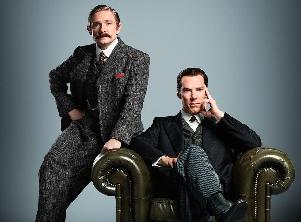 The Sherlock Christmas special will return the detective to a Victorian-era setting
