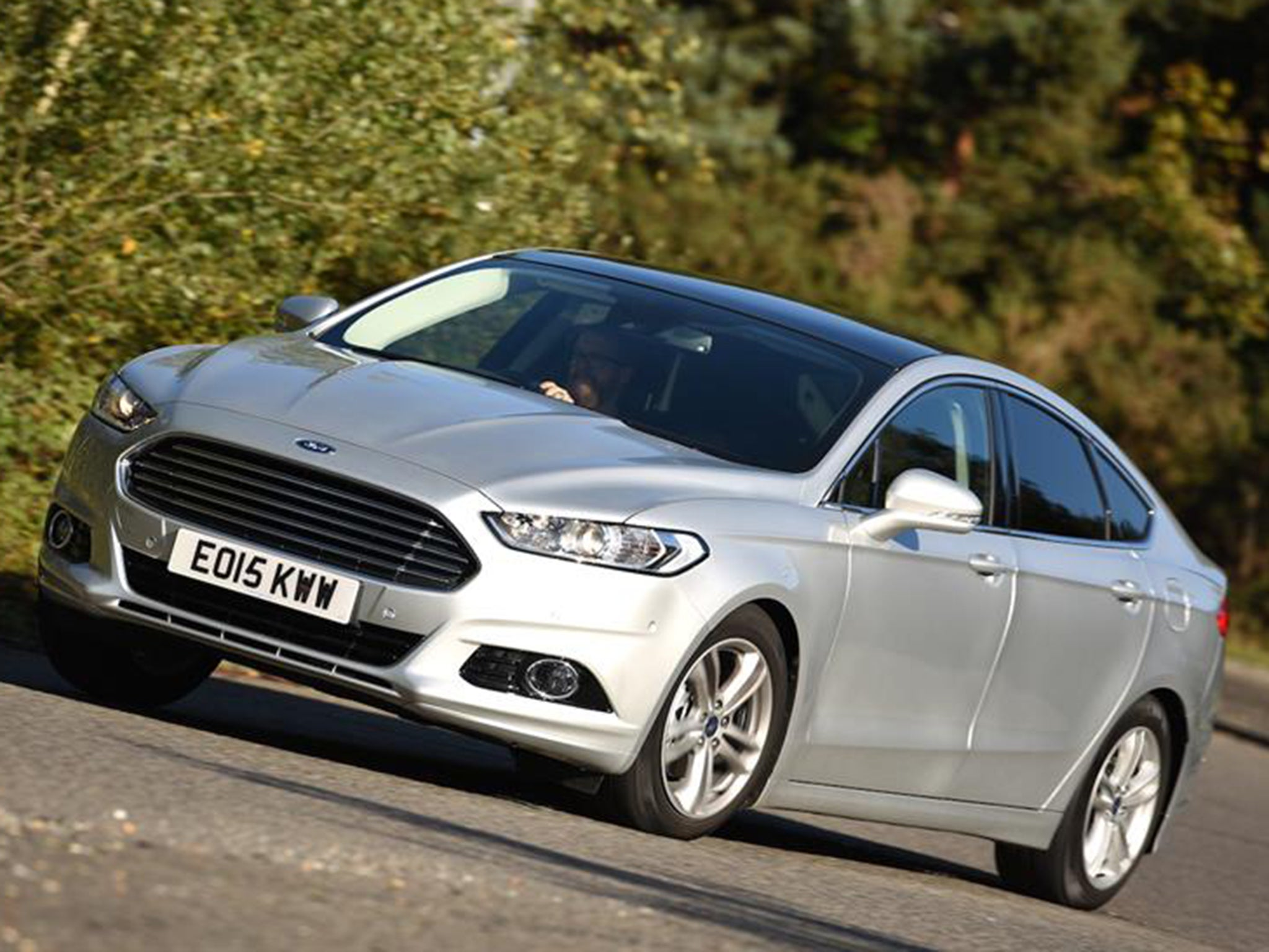 Ford mondeo 2 0 tdci 150 awd car review an all wheel drive mondeo whatever next the independent