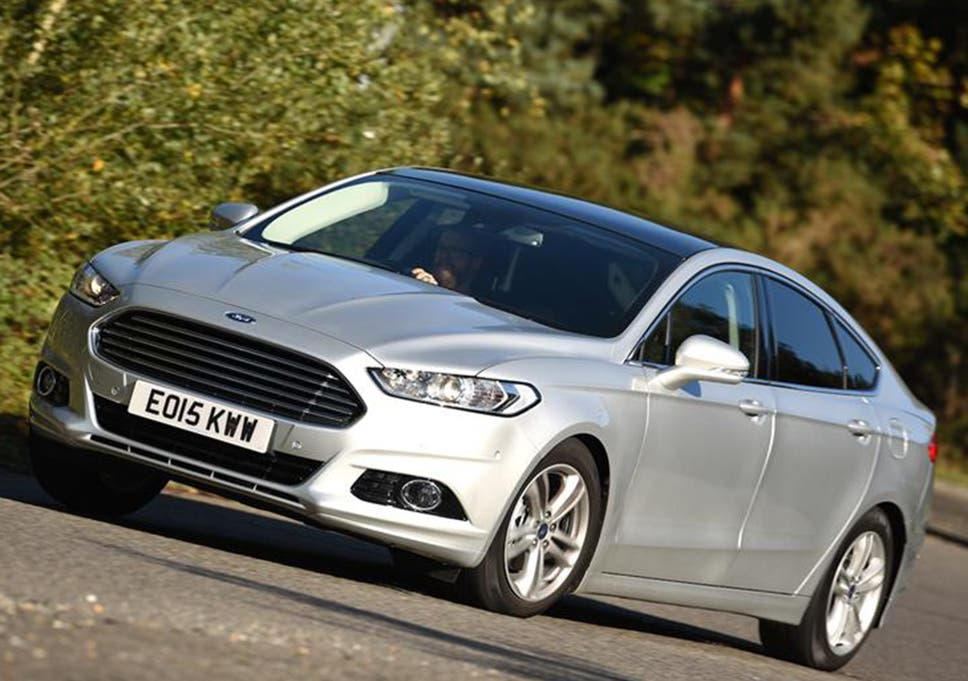 Ford Mondeo 2 0 TDCi 150 AWD, car review: An all-wheel drive