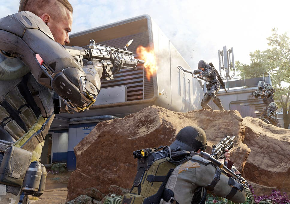 Call of Duty is one popular video game to attract new recruits