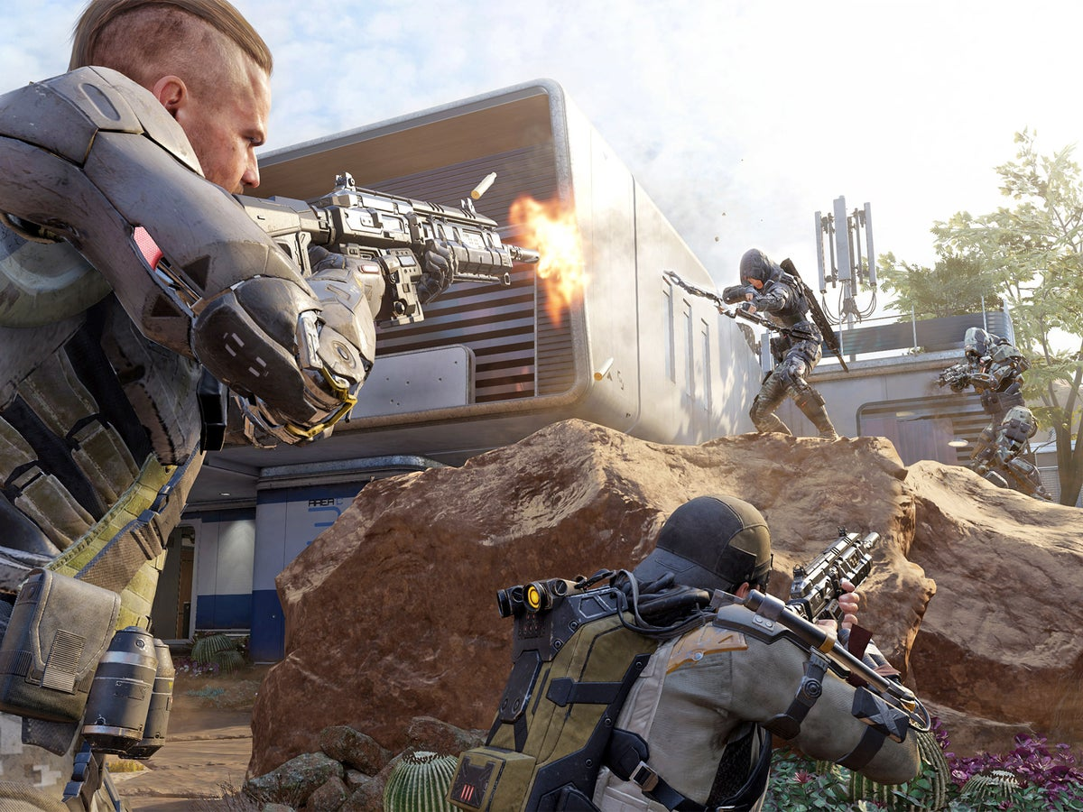 Call of Duty Black Ops 3 multiplayer ...