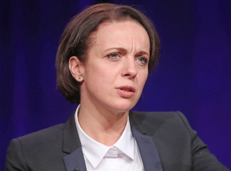 Amanda Abbington says: 'Because I was out of work for such a long time... when I met Martin I was out of work for about 18 months... any work I get now I relish'