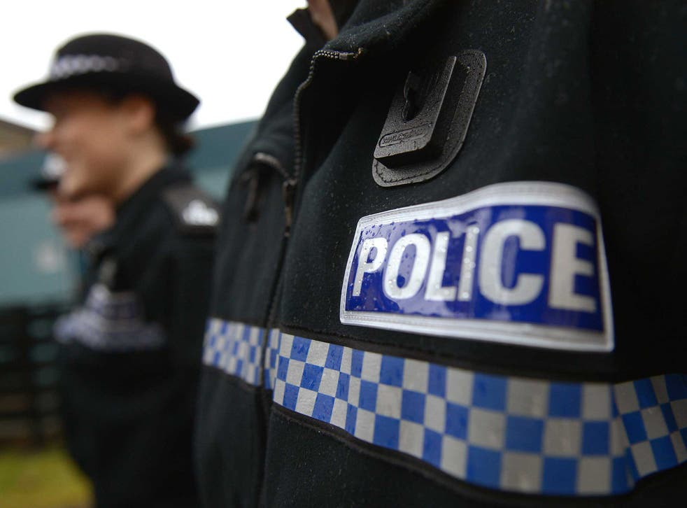 Crime recorded by police has increased by 13 per cent in England and Wales