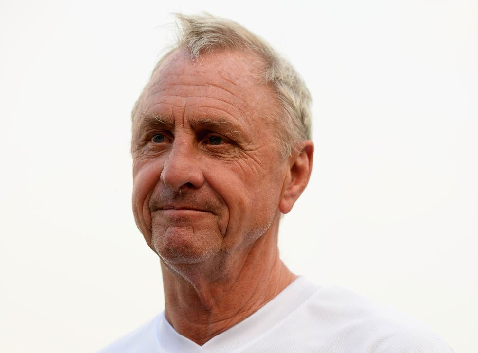 Johan Cruyff has been diagnosed with lung cancer