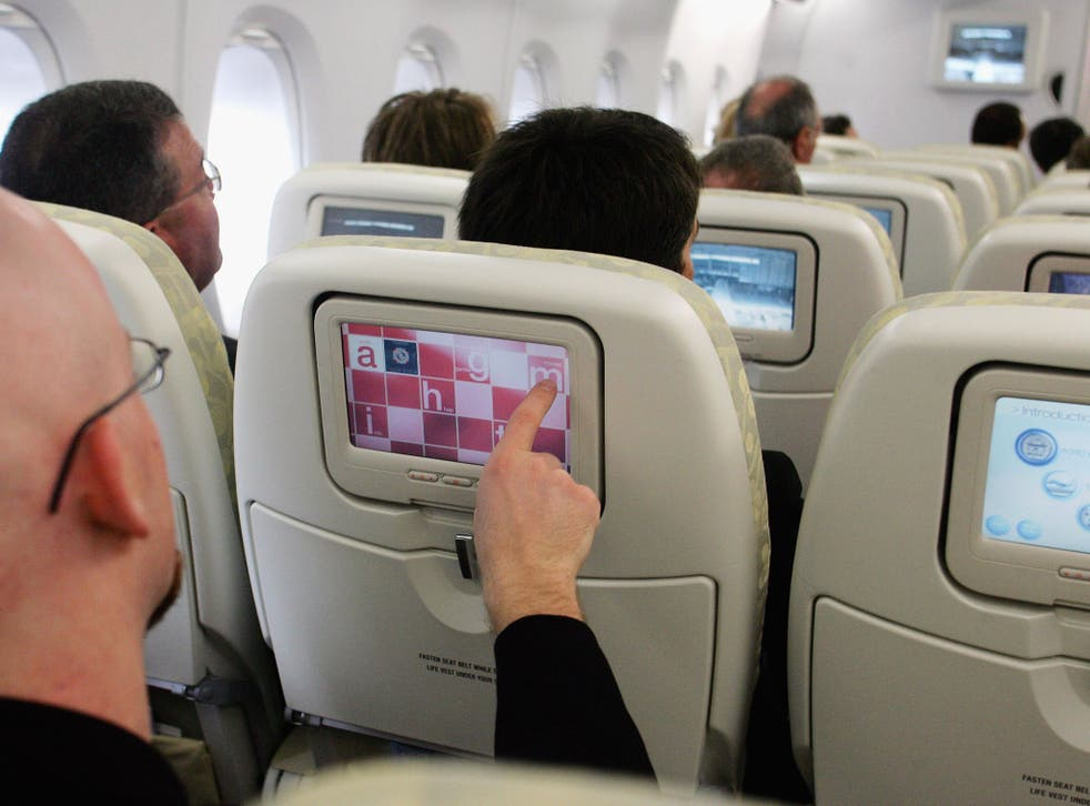 Removing in-flight entertainment systems will ultimately reuce the cost of flying