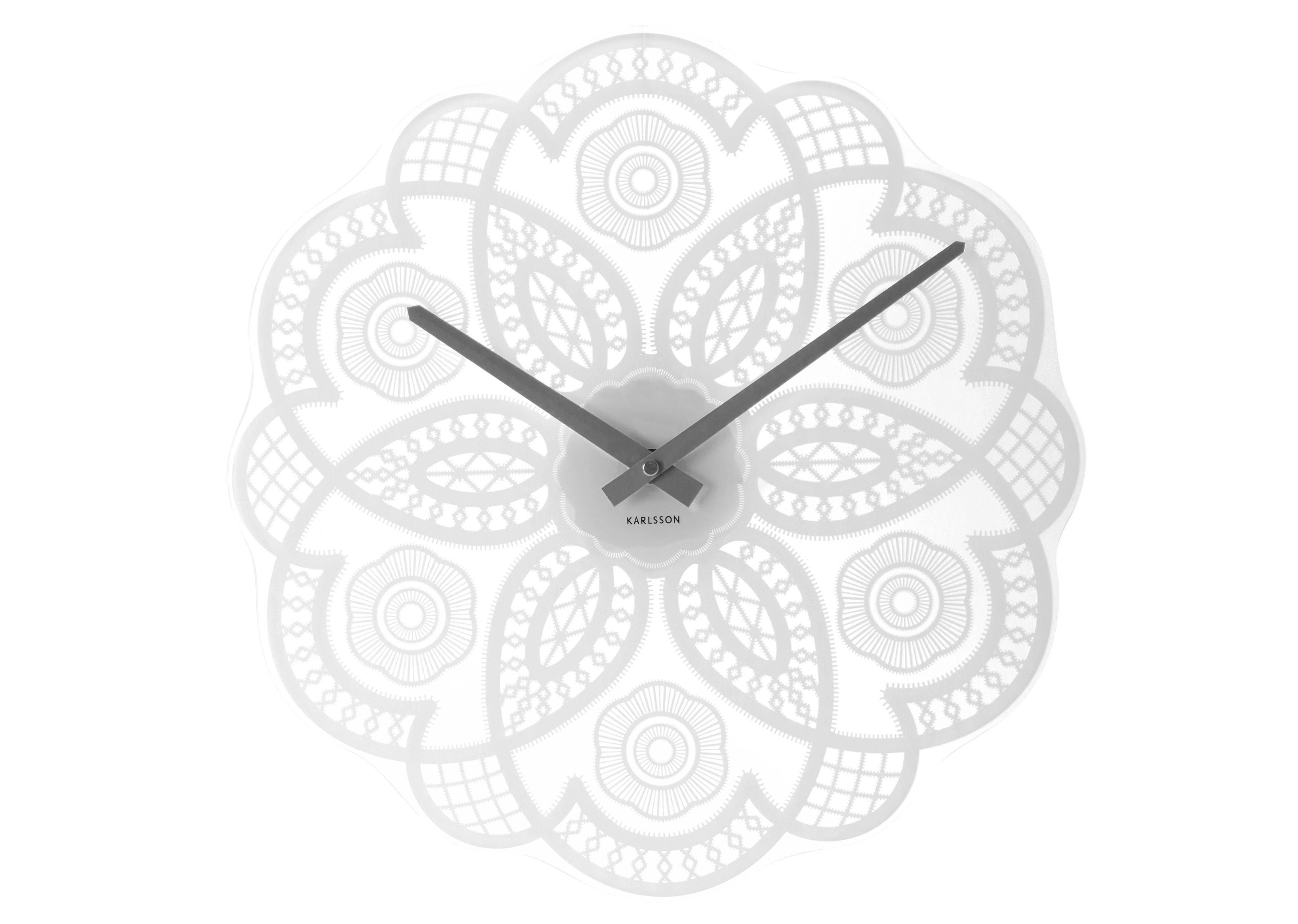 If Your Style Is Contemporary But You Love Vintage And Traditional Pieces  Too, Karlssonu0027s Delicate Wall Clock Is A Happy Marriage Of The Two.