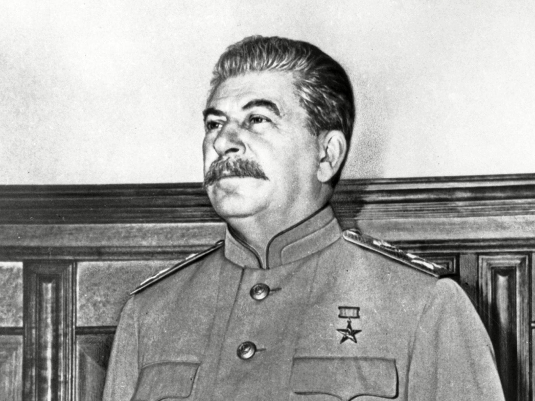 stalin thesis Stalinism is the means of governing and related policies implemented from the 1920s to 1953 by joseph stalin (1878-1953) stalinist policies and ideas as developed in the soviet union included rapid industrialization, the theory of socialism in one country, a centralized state, collectivization of agriculture, a cult of personality and.