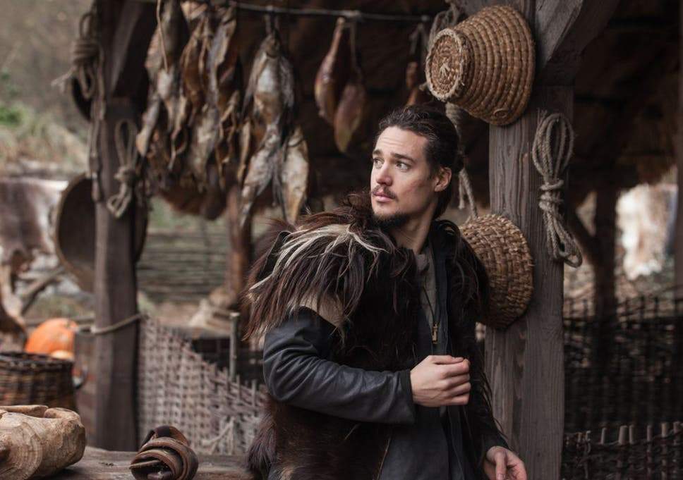 Mixed Up Kid Uhtred Played By Alexander Dreymon