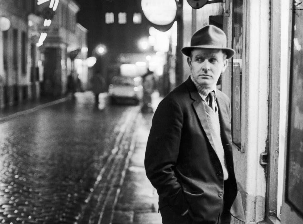 Startling revelations: John le Carré in London, February 1964