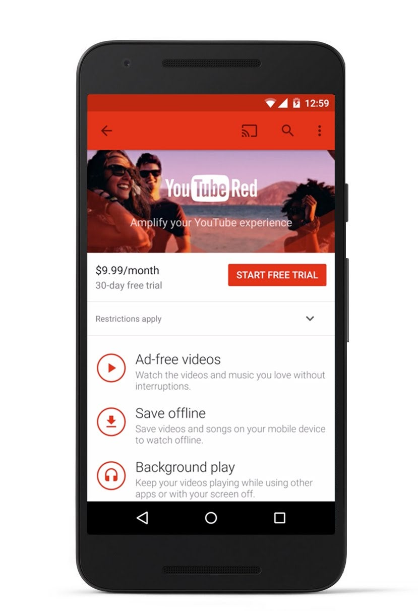 YouTube Red: YouTubers to get the 'vast majority' of money