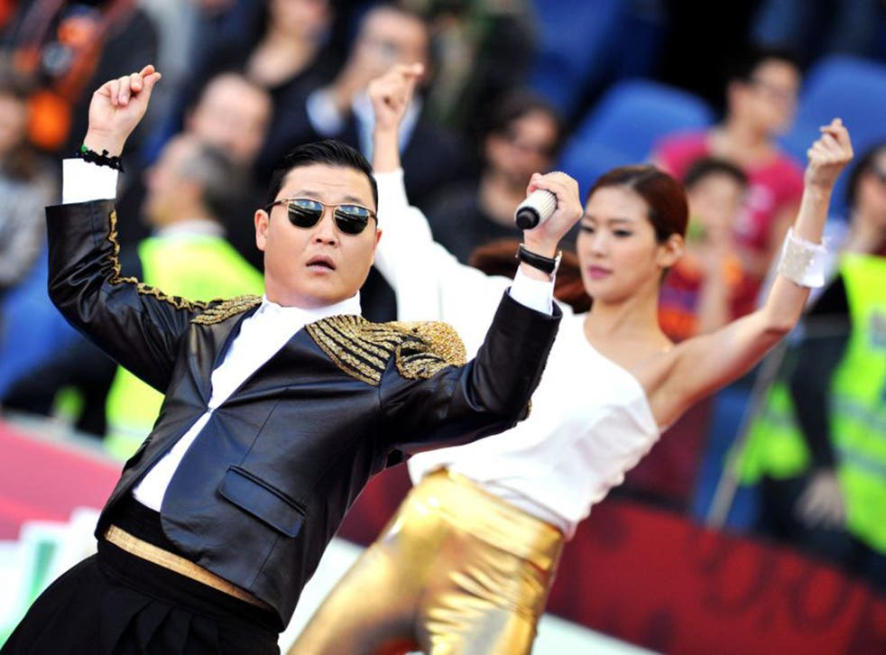 YouTube star Psy is accused of cashing in on rising property prices