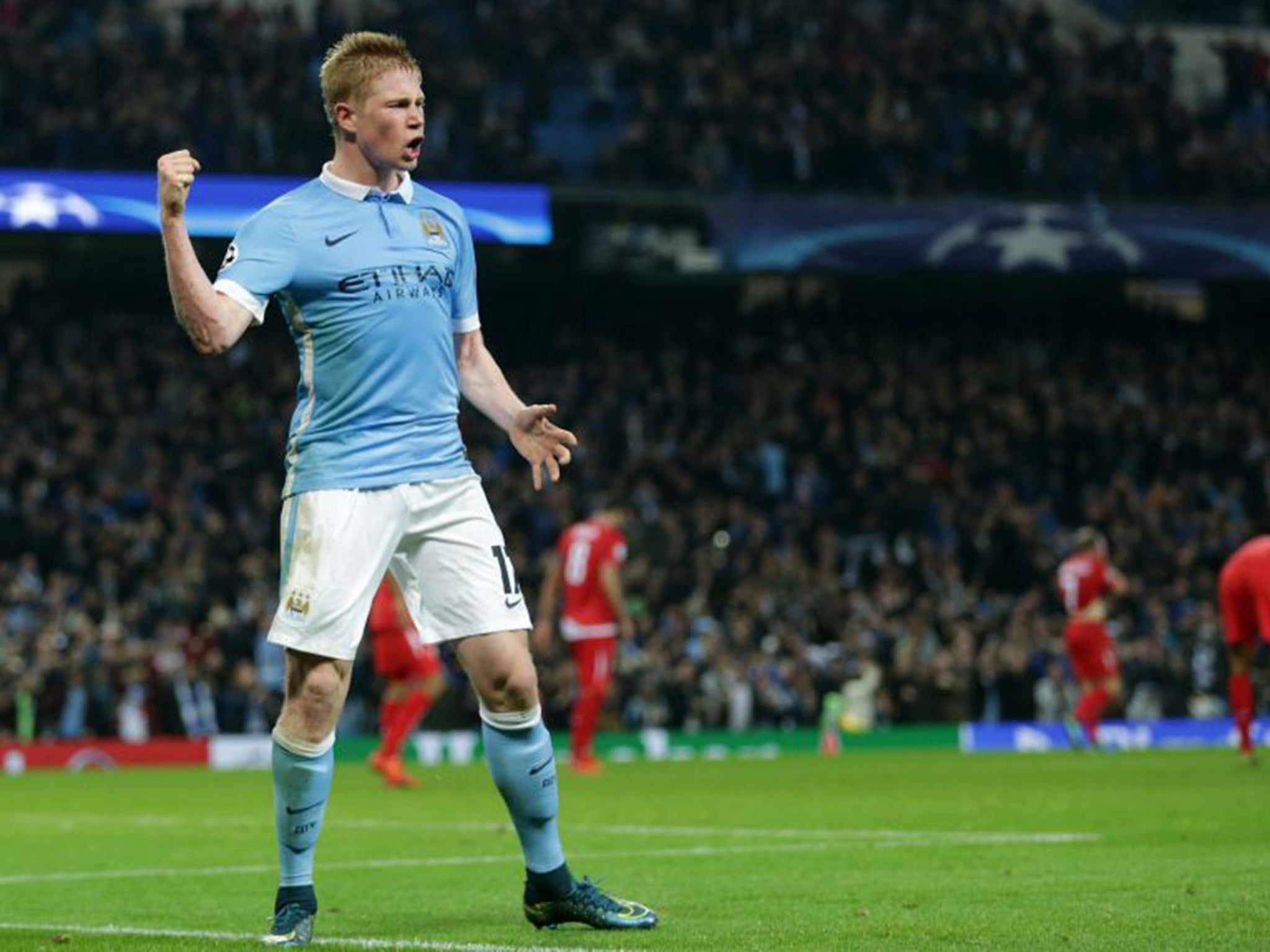 Kevin De Bruyne: Manchester City See Immediate Return On £