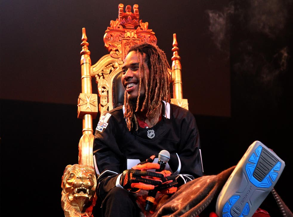 <p>Fetty Wap's four-year-old daughter Lauren has died</p>