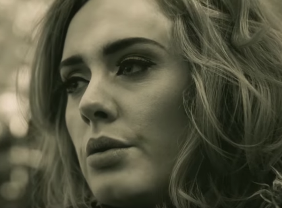Adele finally returns to the music scene in her striking new video for 'Hello'