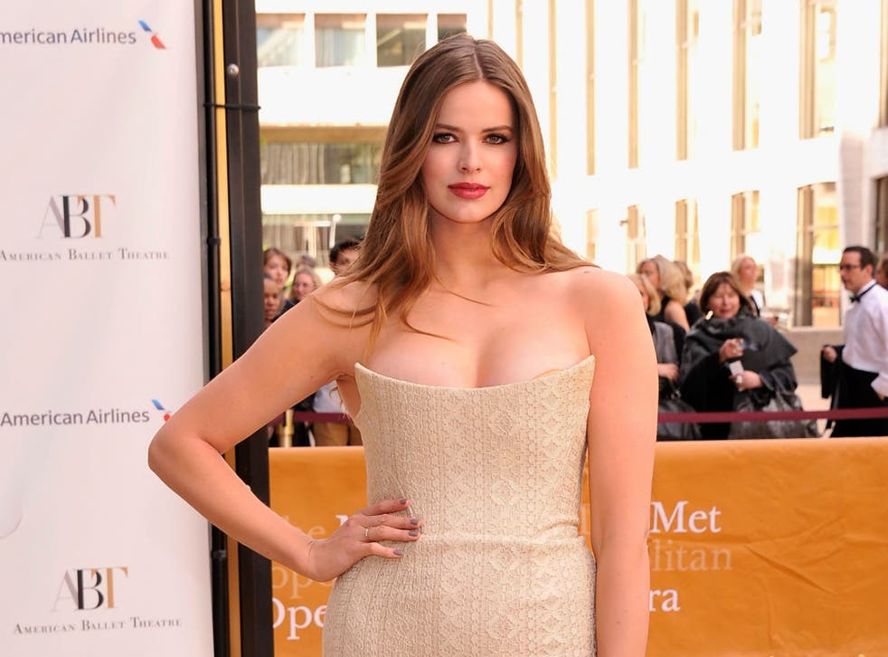 Robyn Lawley has a message for her critics