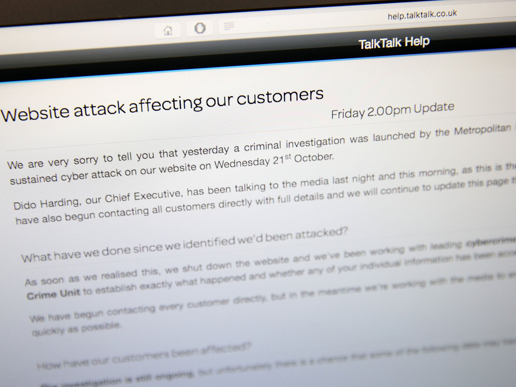 Pastebin - latest news, breaking stories and comment - The Independent