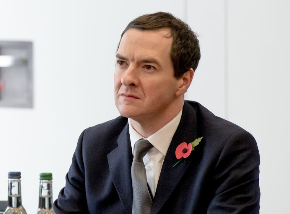 George Osborne has been accused of bullying
