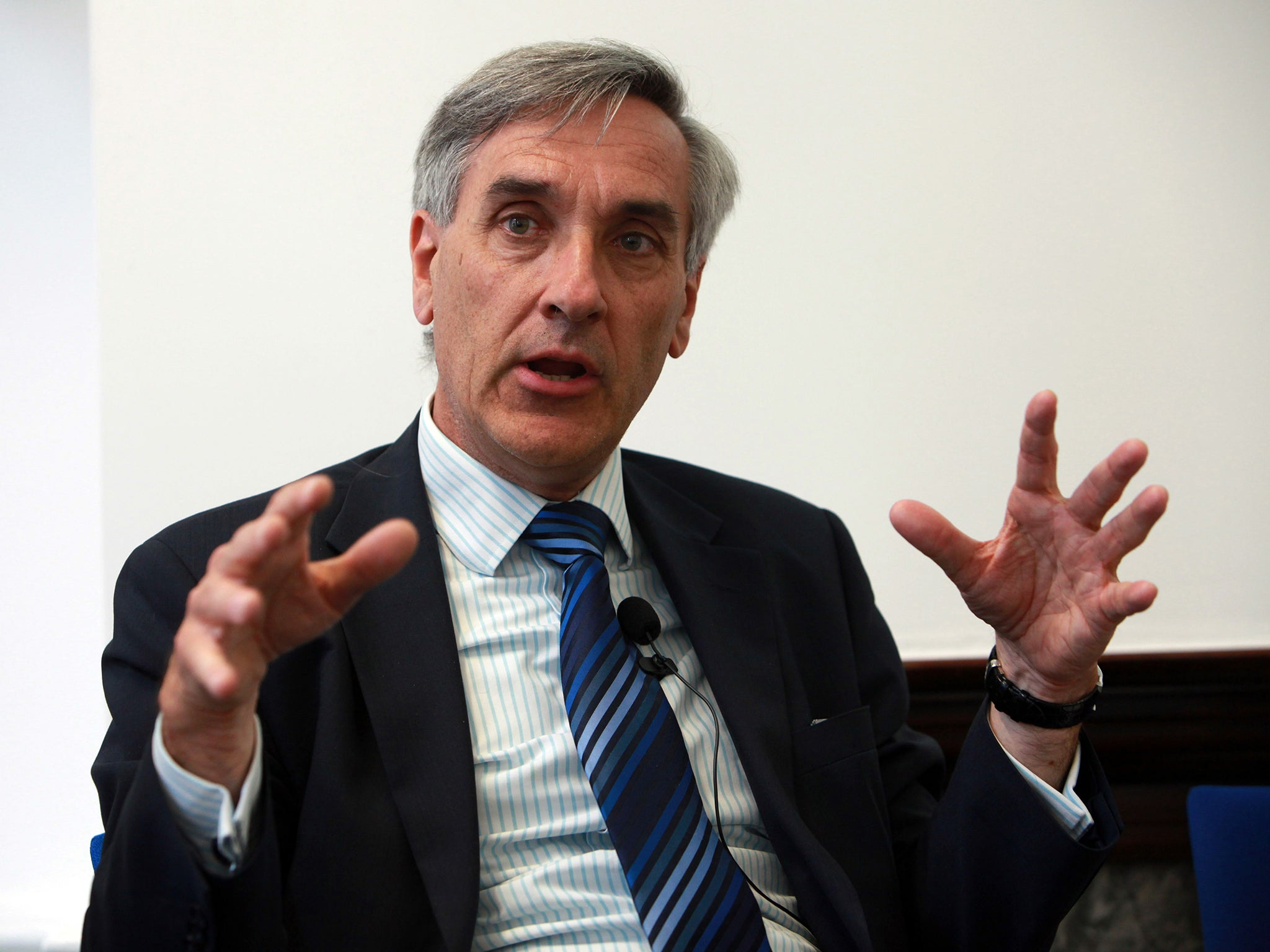 New Year's Award: Brexiteer Tory's MP John Redwood presented the knighthood of Theresa May - The Independent