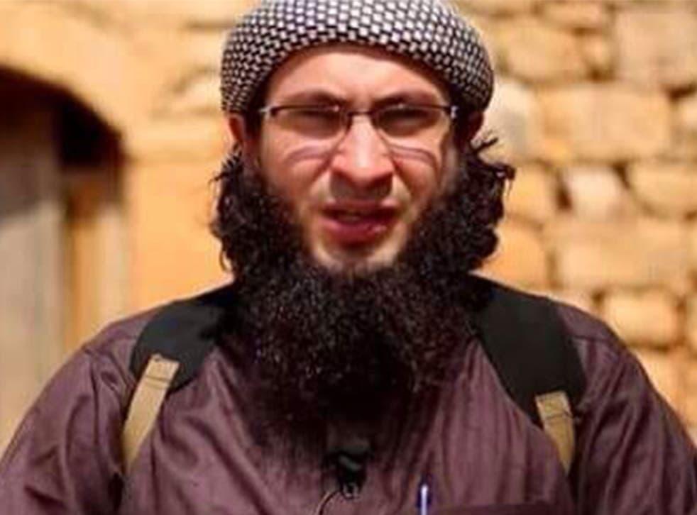 Abu Suleiman al-Masri was reportedly killed in Aleppo