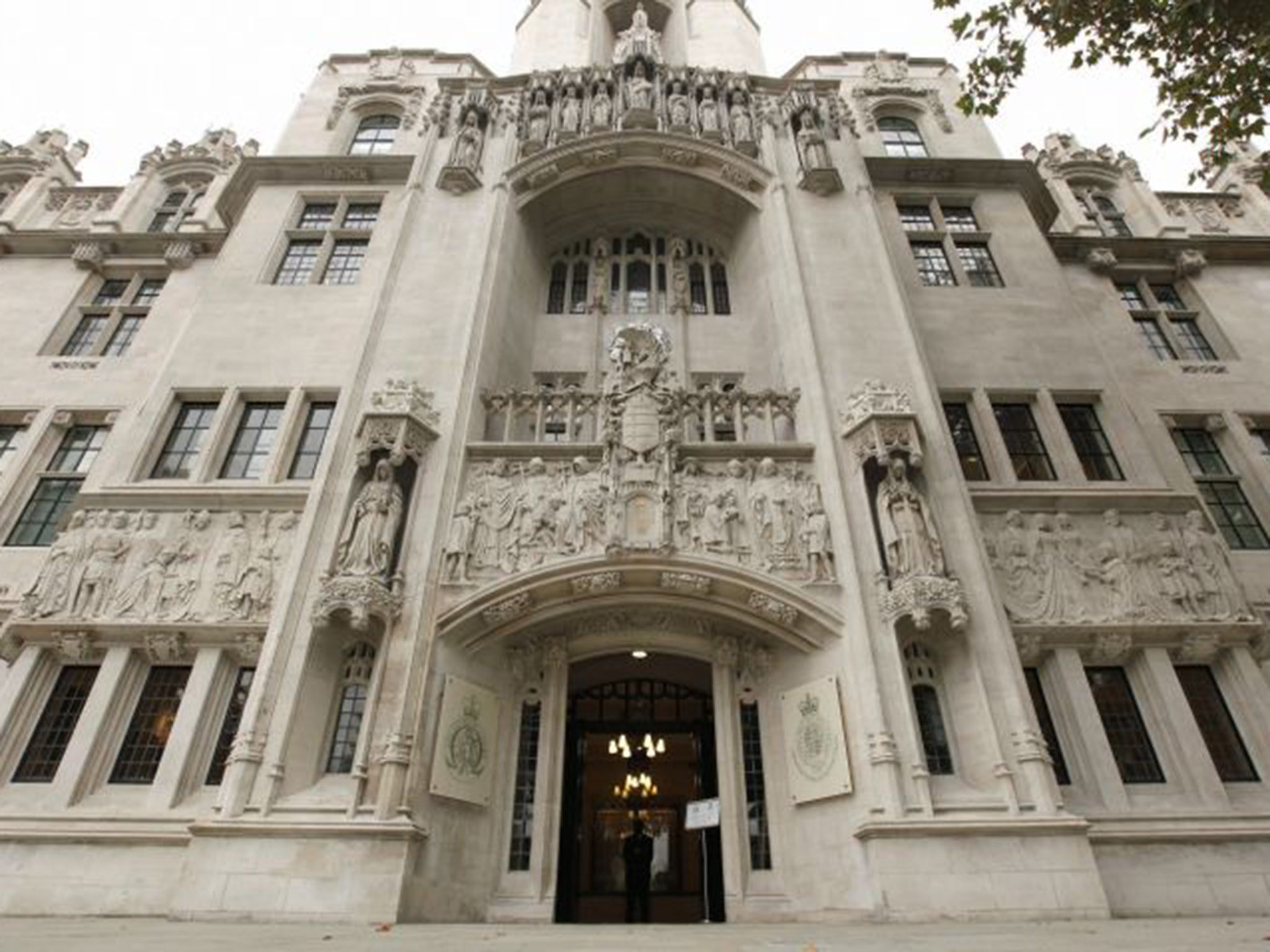Supreme Court to decide if NHS should pay for woman's surrogacy abroad in historic ruling