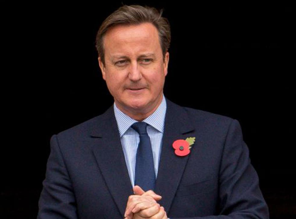 David Cameron is attending a summit with northern European leaders in Iceland