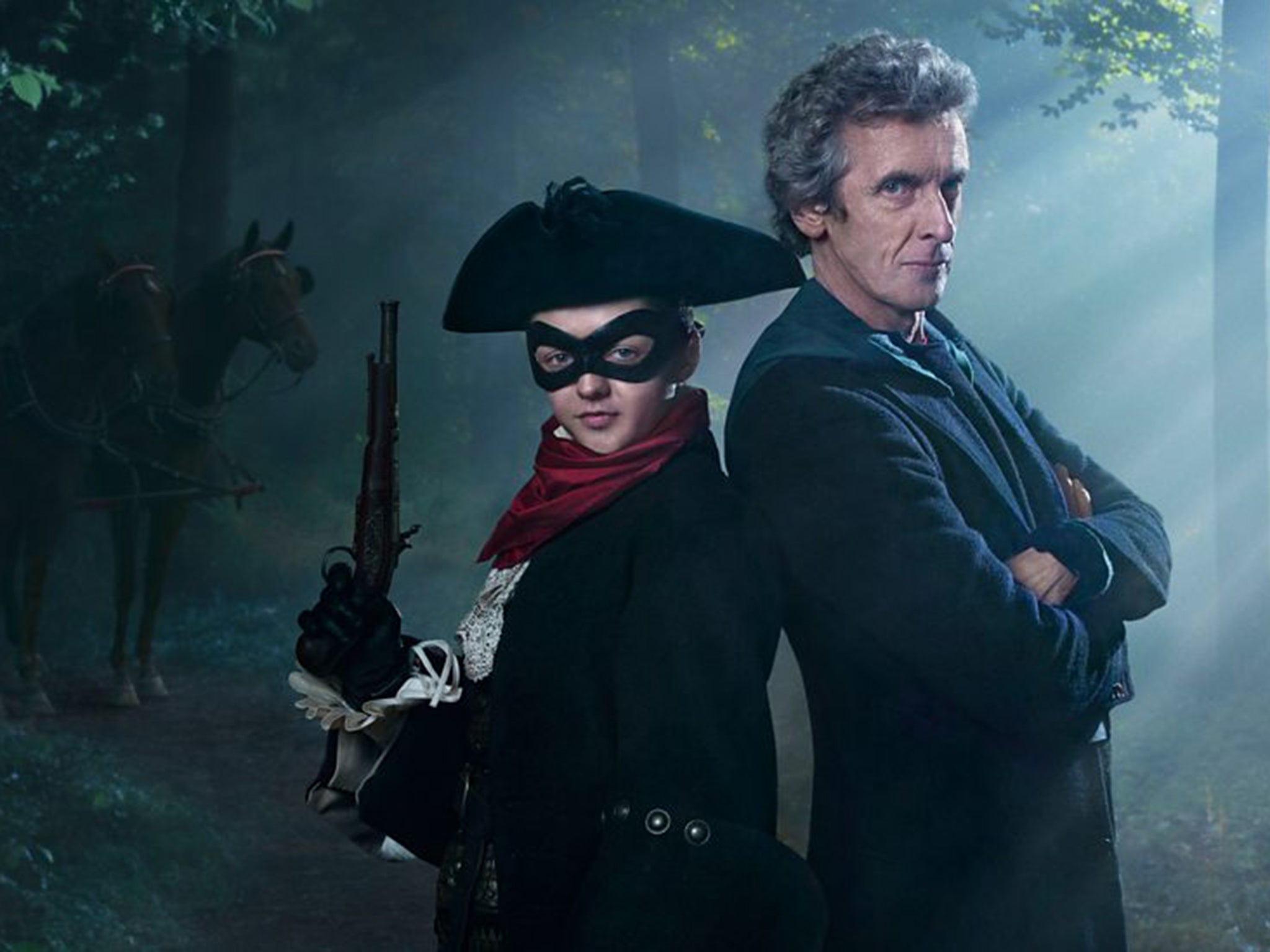 Star Wars And Back To The Future Meet In Bonkers Doctor Who Easter Egg The Independent The Independent
