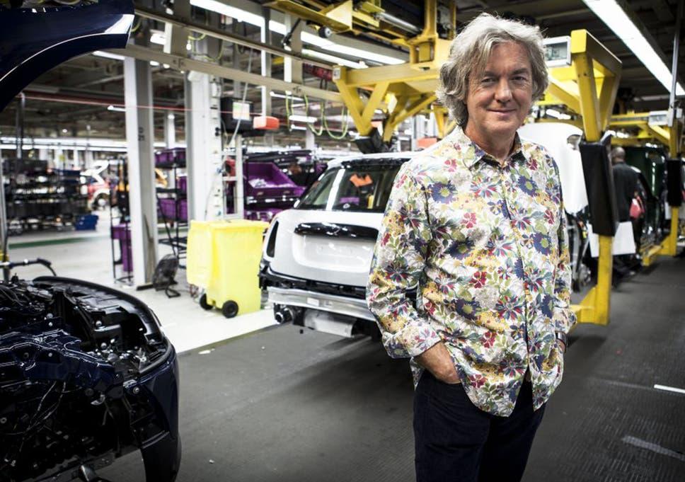 British Steel James May The Independent - British car show bbc