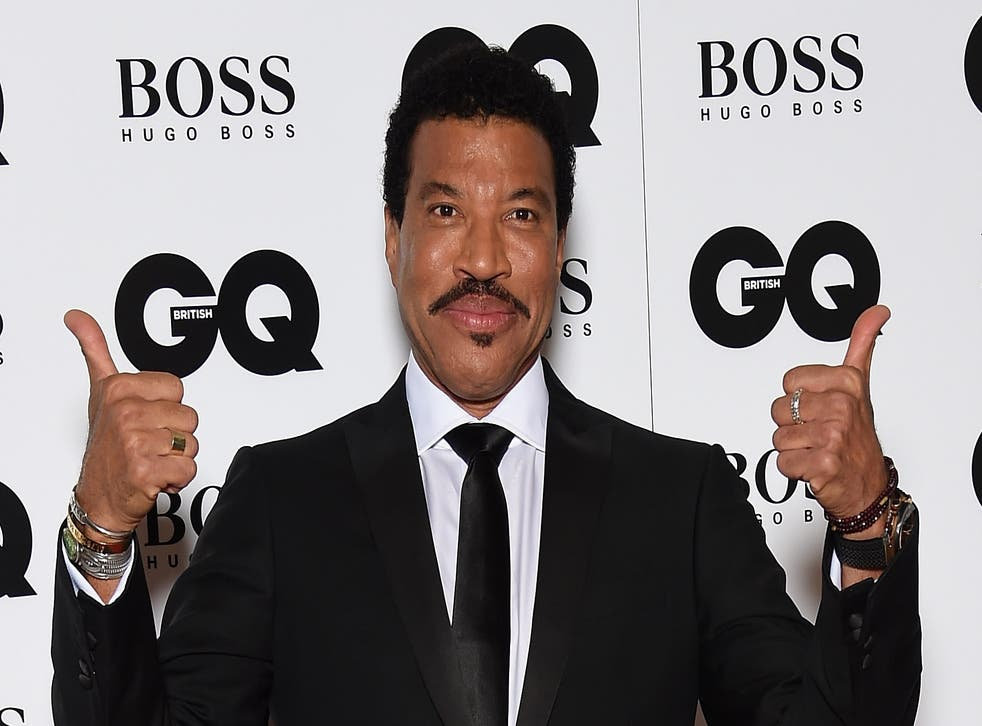 Lionel Richie attends the GQ Men Of The Year Awards