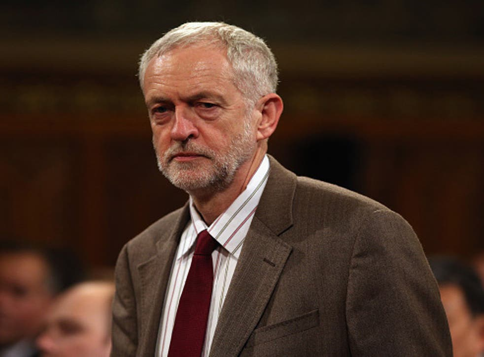 Jeremy Corbyn is fiercely opposed to air strikes in Syria