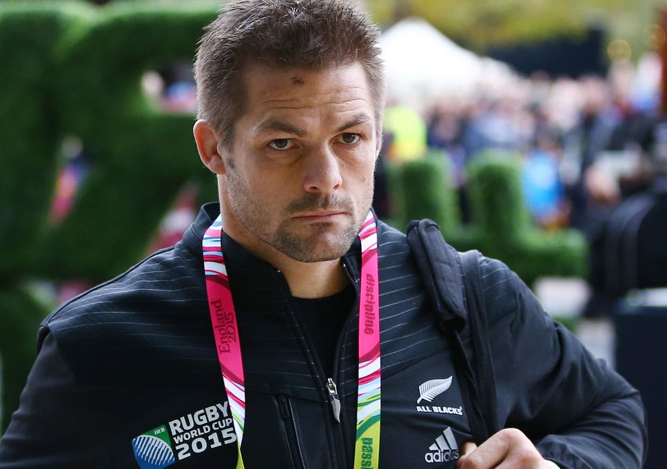 Rwc 2015 Steve Hansen Irked That Richie Mccaw Is Centre Of