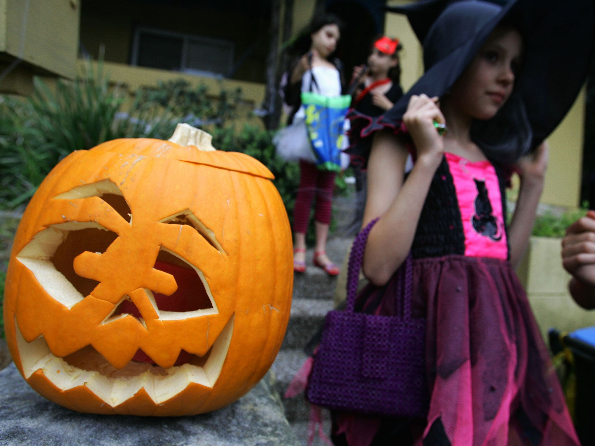 we have embraced america's cry-baby culture over offensive halloween