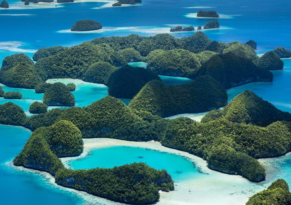 palau tiny pacific island declares world s sixth largest marine