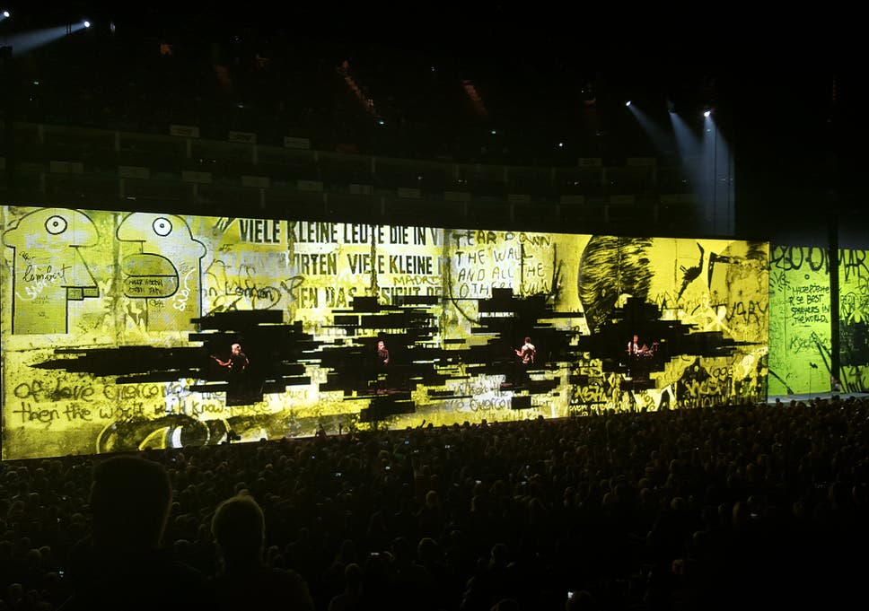 U2, O2 Arena, gig review: The Innocence and Experience tour risks