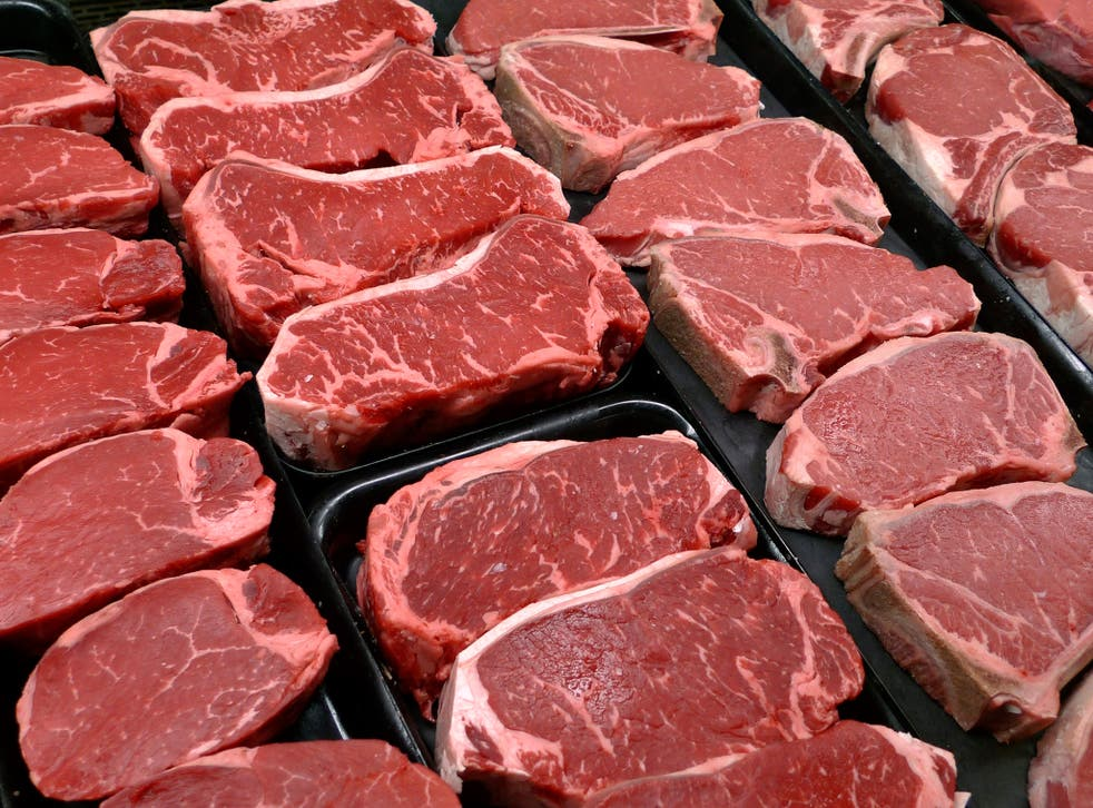 Red meat has been designated as a 'probable cause' of cancer